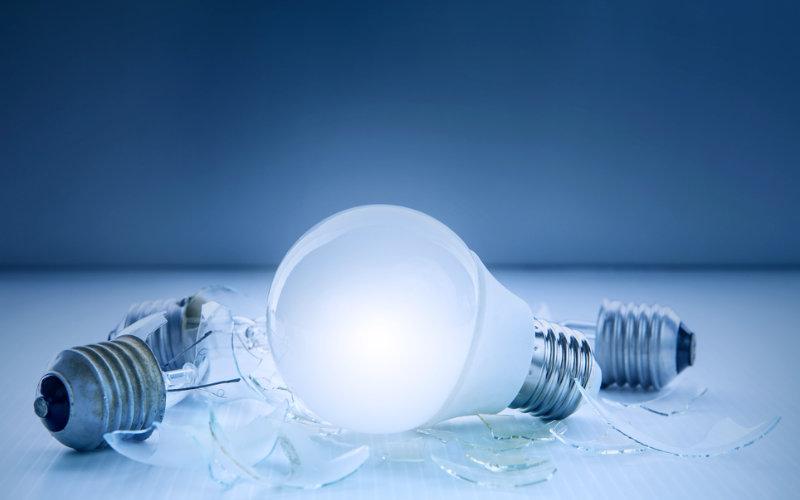 Por que utilizar lâmpadas de led? g20